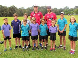 Sixers nurture Tweed's future cricketing stars