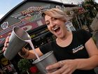 STOKED: Nat Mallory at Rick's Garage in Palmwoods is loving her role at the popular venue.