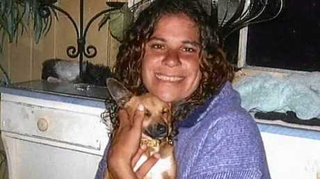 Lynette Daley, whose body was found naked and bloodied on Ten Mile Beach in northern NSW in January 2011.