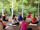 ROSE Hawkins is living her second life as a yoga instructor in the Sunshine Coast Hinterland