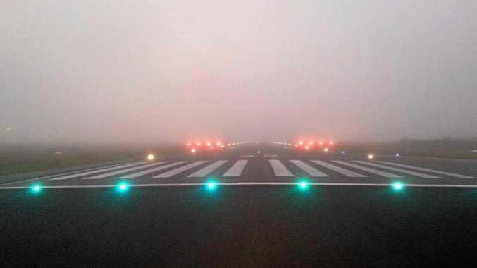 Mackay Airport runway