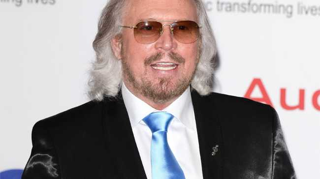 Barry Gibb thinks he has seen his brothers' ghosts but insists it wasn't a good experience.