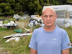 'Disgusting': Illegal rubbish dump blights rural paradise