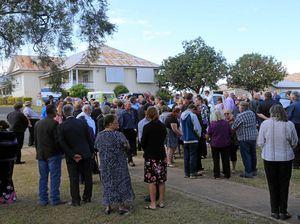 200 turn out to farewell murder victim Gary Ryan
