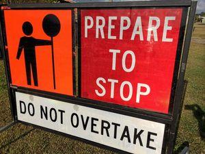 Roadworks in Scarness have restarted