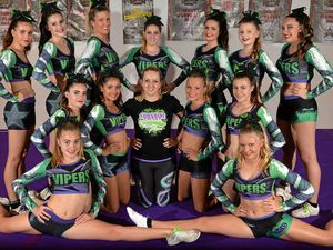 Coast cheerleaders to compete on global stage