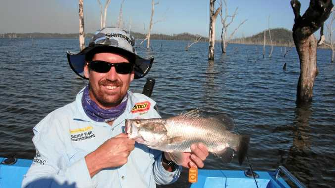 Mackay Game Fishing Club president Craig Breadsell.