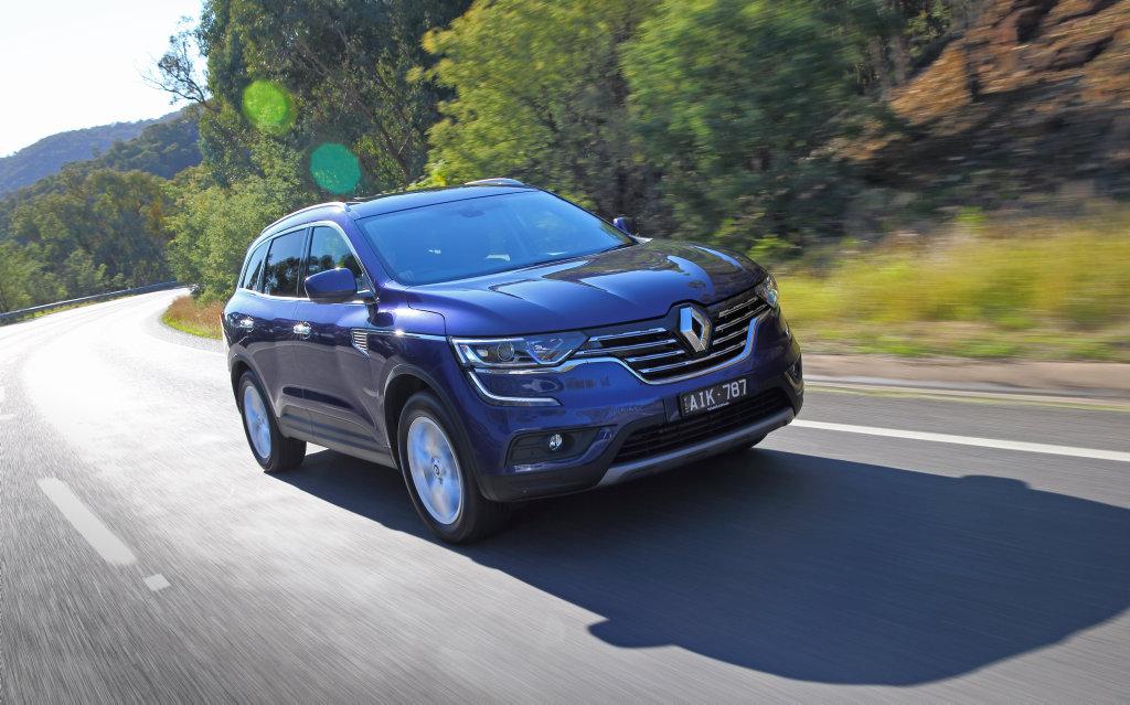 2016 Renault Koleos Zen. Photo: Contributed
