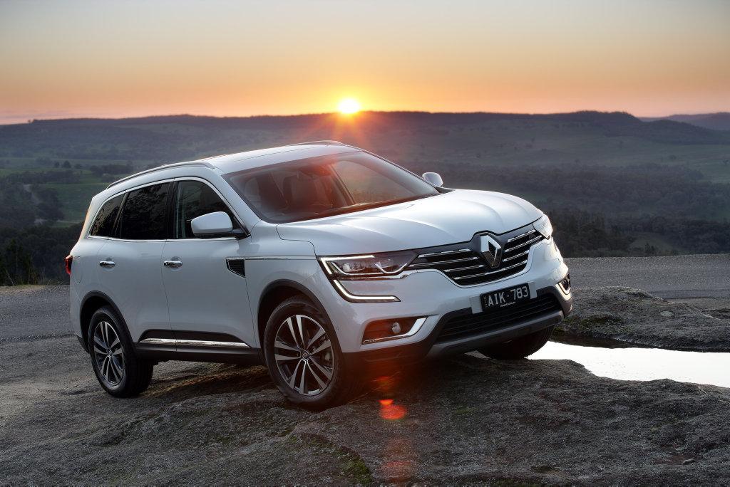 2016 Renault Koleos Intens. Photo: Contributed