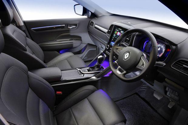 2016 Renault Koleos. Photo: Contributed