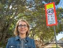 LOCAL street speed limits could be dropped if Marina Alexander and Dr Mark King have their way.