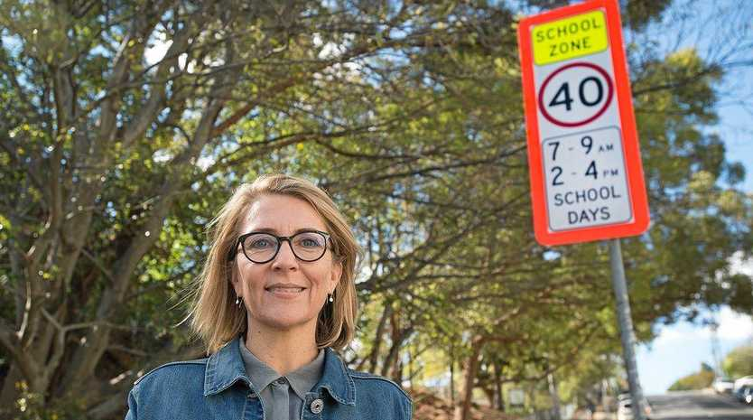 SLOW DOWN: Centre for Accident Research & Road Safety  Queensland's Marina Alexander is leading a push to reduce local speed limits to 40km/hr nationwide.