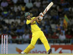 "Glenn Maxwell ""doubted his ability"" before century"