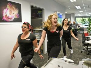 Grease flash mobs to surprise Toowoomba businesses