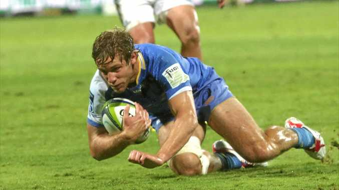Western Force player Kyle Godwin has signed with the Brumbies.