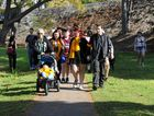 DE-STIGMATISING: The Out of the Shadows walk will start at 9am, Sunday September 15.