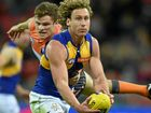 Matt Priddis of the Eagles is ranked fourth overall for total clearances.