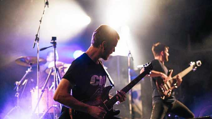 TOP GIG: Catch Gladstone residents on stage as Red in Tooth plays at the Live Room this Friday night.