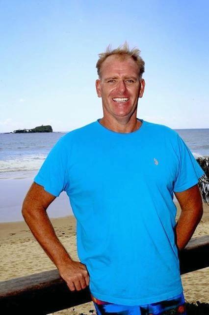Sunshine Coast Division 8 Councillor Jason O'Pray.
