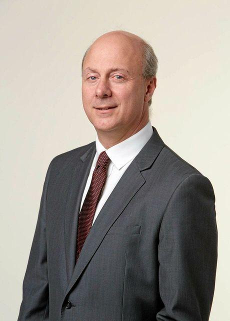 Business owner David Franklyn.