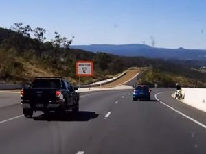 Busted! Toowoomba Range driver's run-in with law