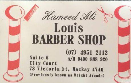 Louis Barber Shop