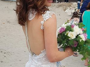 The wedding dress that went crazy online