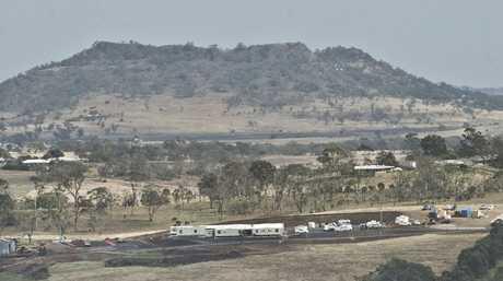 Toowoomba Second Range Crossing.
