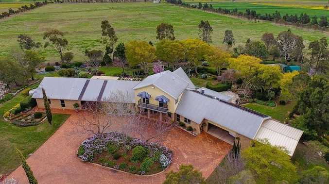 Toowoomba's most majestic house has gone on the market for $1,4999,000.