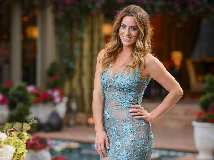The Bachelor Top 4 finalist Rachael Gouvignon.