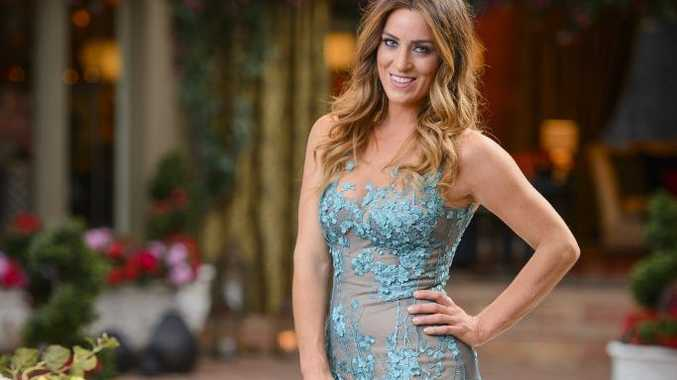 The Bachelor Top 4 finalist Rachael Gouvignon.