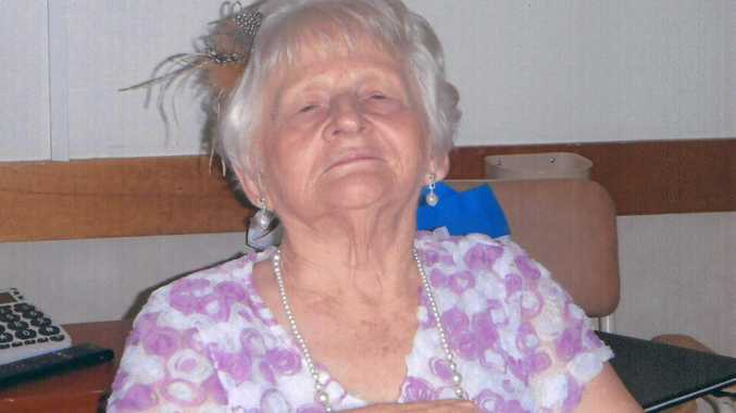 WONDERFUL WOMAN: Joan Hannant was a wonderful woman who will be missed by her many friends and family.