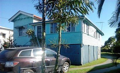 A Queenslander in Mackay is being advertised for sale for $59,990.