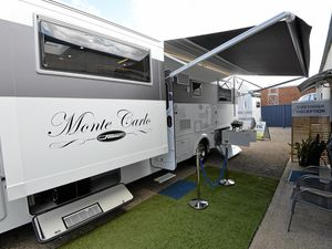 Inside the Coast's most luxurious motorhome
