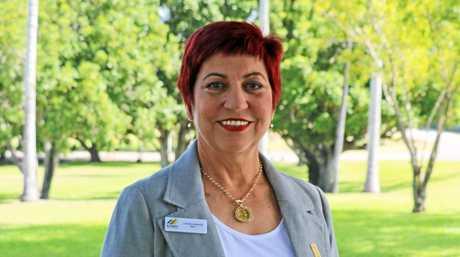 Burdekin Shire Mayor Lyn McLaughlin
