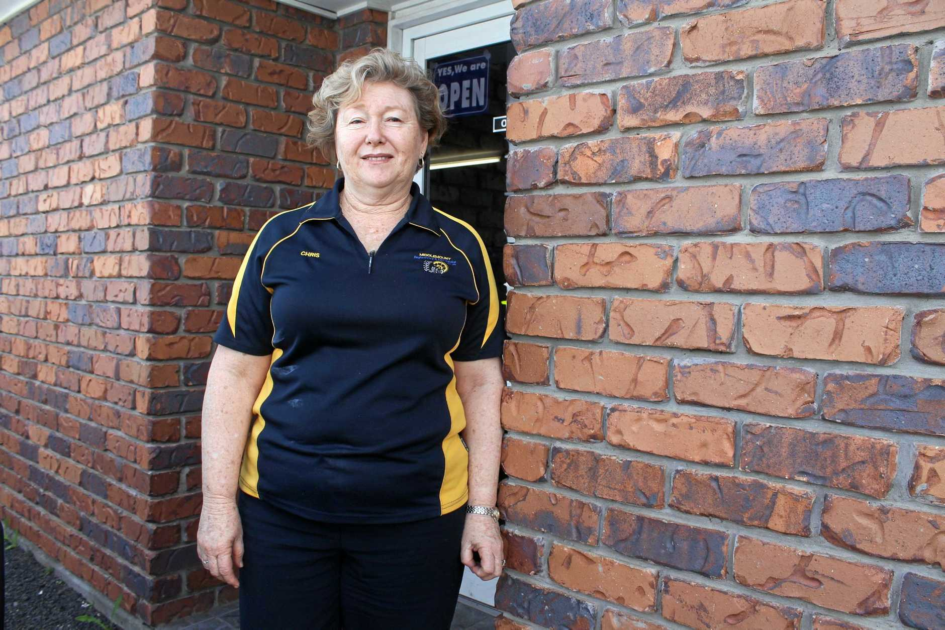 Chris Glasson has lived in Middlemount since 1981, two years after the town was opened.