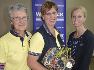 Golfer stoked after open day win in Warwick