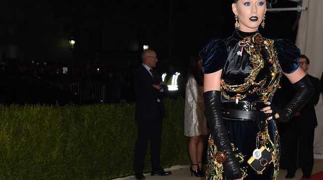 Katy Perry has praised Rihanna for having a