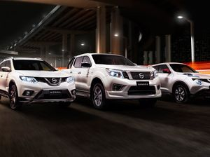 Nissan Navara, X-Trail and Juke N-Sport specials arrive