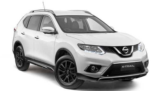 Nissan X-Trail N-Sport Special Edition. Photo: Contributed
