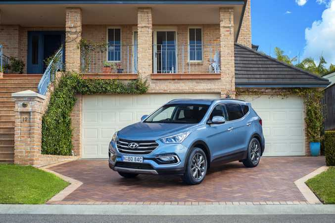 The Hyundai Santa Fe 30 Special Edition is limited to 300 units.