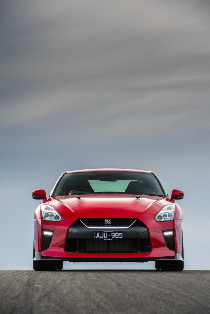 2017 Nissan GT-R Track Edition. Phillip Island Grand Prix Circuit, Victoria, Australia.World Copyright: NISSANRef: Digital Image DSC_4750.NEF