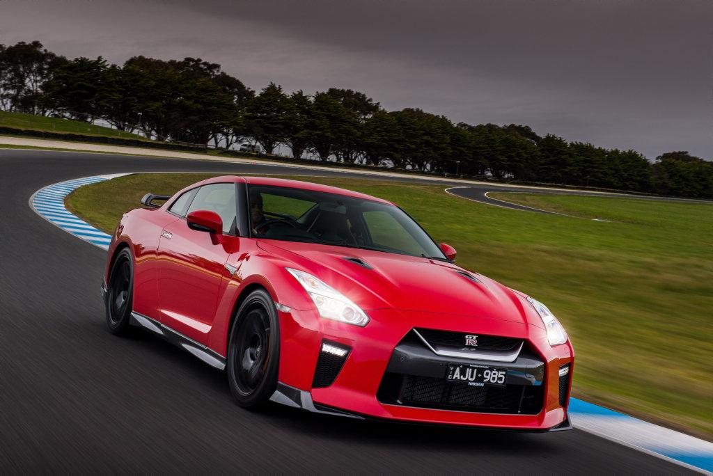 2017 Nissan GT-R Track Edition. Phillip Island Grand Prix Circuit, Victoria, Australia.World Copyright: NISSANRef: Digital Image DSC_0873.NEF