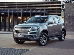 Holden Trailblazer seven-seat SUV road test and review