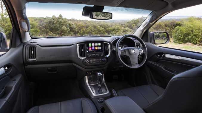 2016 Holden Trailblazer. Photo: Contributed