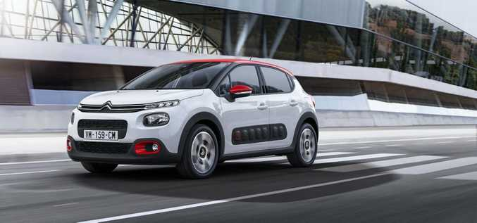 2017 Citroen C3 Hatch. Photo: Contributed