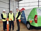 Toowoomba laundry on the road thanks to donation