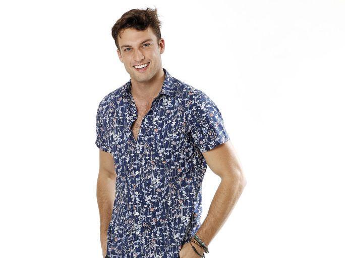 Australian Survivor contestant Rohan MacLaren.