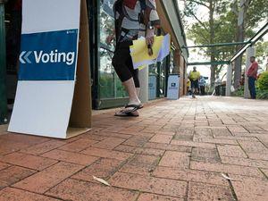 Council hopefuls wait as the Coffs Coast votes