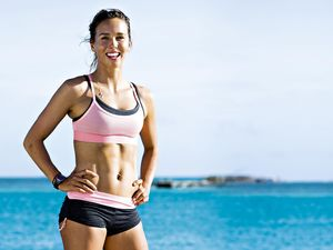 Nine exercises to give you a body like Sally Fitzgibbons
